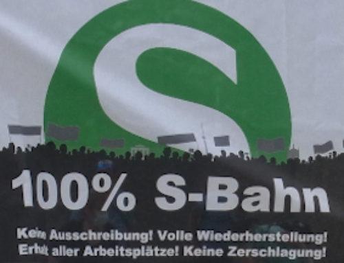 S-Bahn Berlin: Privatisierung mit einer Anstalt des öffentlichen Rechts