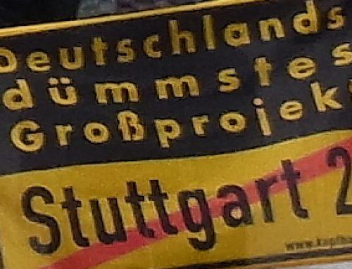 Koalitionsvertrag Baden-Württemberg will zweites Stuttgart 21