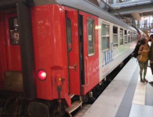 """Der """"Connecting Europe Express"""": Ein Symbol-Zug reicht nicht!"""